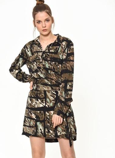 Calvin Klein Elbise Renkli
